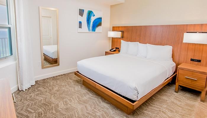 2 bedroom gulfview suite hotel suites hilton pensacola beach