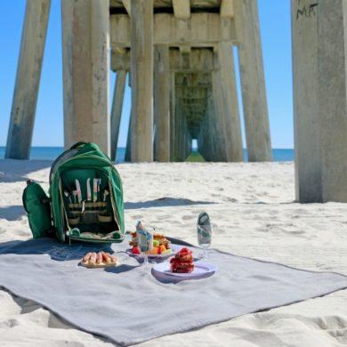 pensacola picnic spots